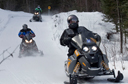 Algoma Country First to Open Snowmobile Trails in Ontario