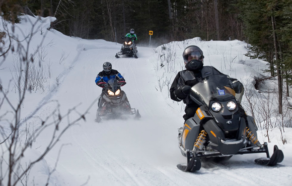 Sault Ste. Marie Snowmobile Trails