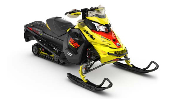 Ski-Doo MXZ Iron Dog