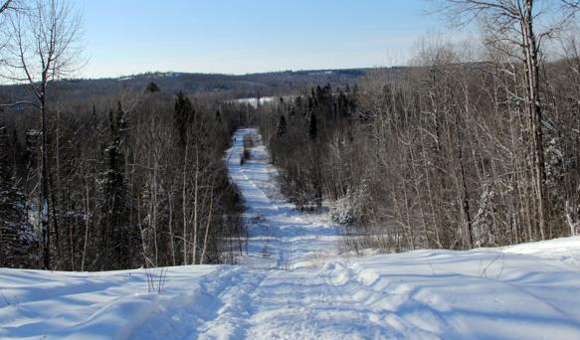 Algoma Snowmobile Trails