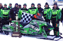 Team Arctic Race Report: ACS NY and Soo I-500