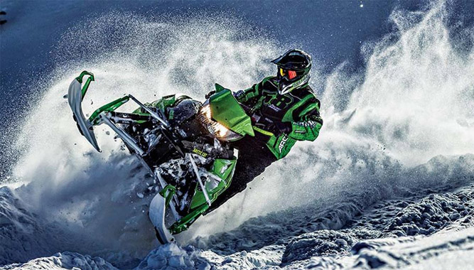 Ski Doo Parts >> 2016 Arctic Cat ZR 8000 RR Review - Snowmobile.com
