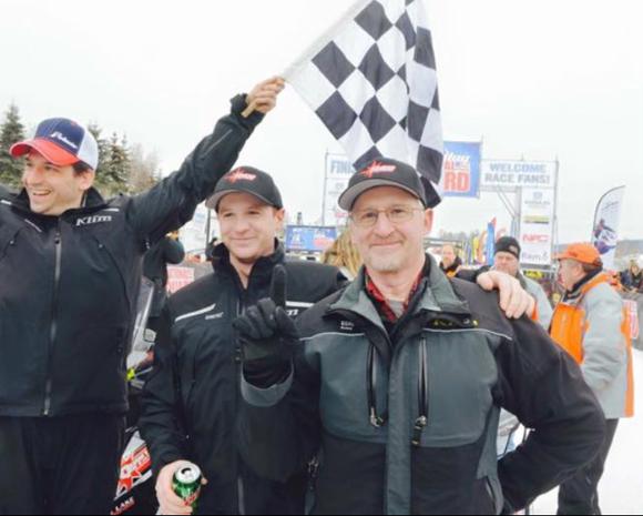 Scott Faeo and Eric Quam Win Alaska Iron Dog