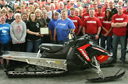 April 8 is Polaris RMK Day in Roseau