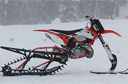 Polaris Acquires Snow-Bike Maker Timbersled