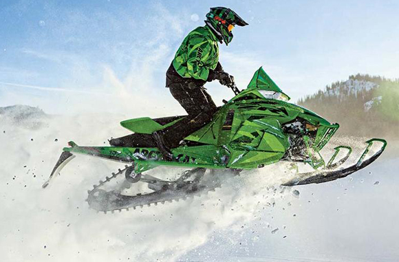 2016 Arctic Cat ZR Limited