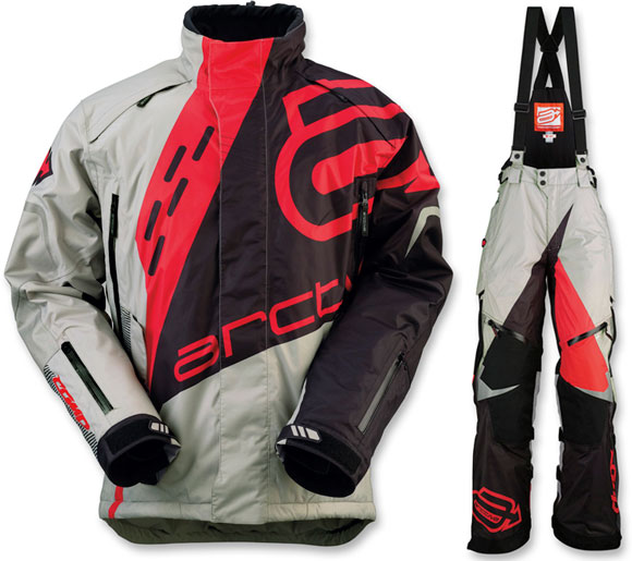 Arctiva Comp Jacket and Bib