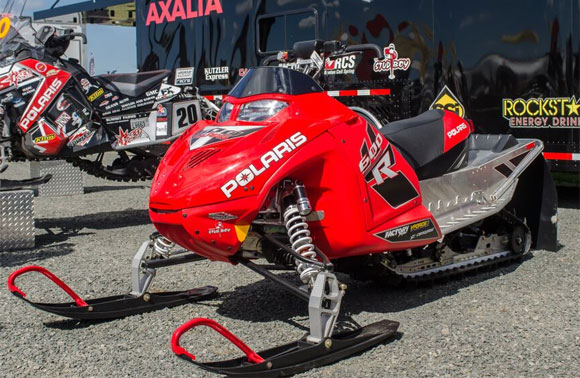 2016 Polaris Race Sled