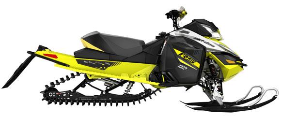 2016 Ski-Doo MXZx 600RS