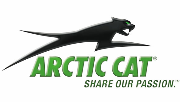 Arctic Cat Logo Green