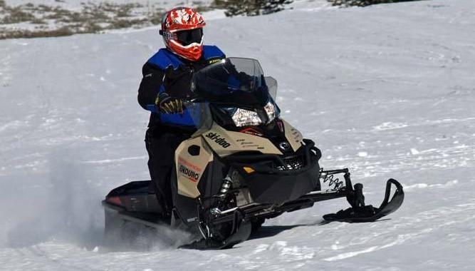 trekk ski doo renegade