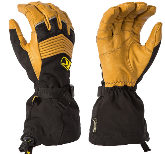 Yamaha Klim Powerxross Gloves