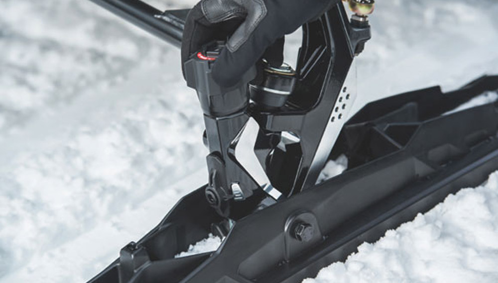 Adjustable Pilot Ts Skis Available For More Ski