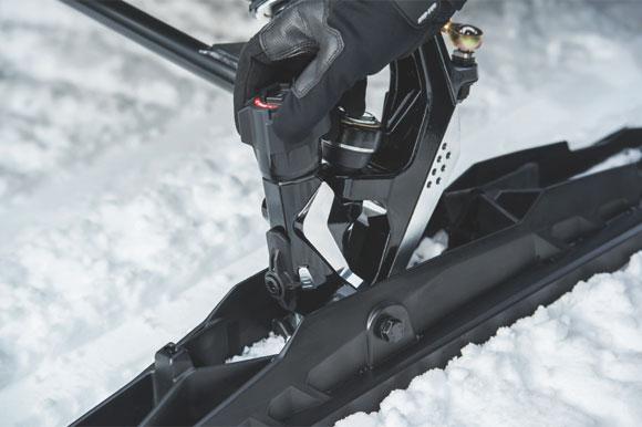Ski-Doo Pilot TS Ski