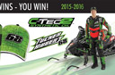 Arctic Cat Lets You Win When Tucker Hibbert Wins