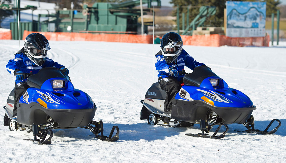 2016 youth snowmobile comparison for Yamaha snow mobiles