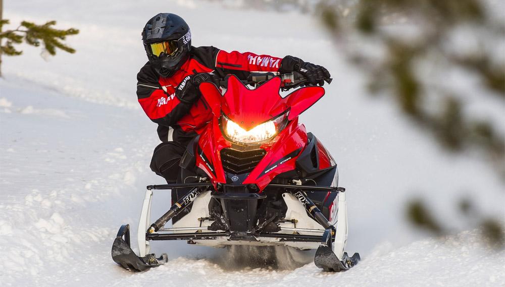 2016 Yamaha Viper R Tx Review Snowmobile Com