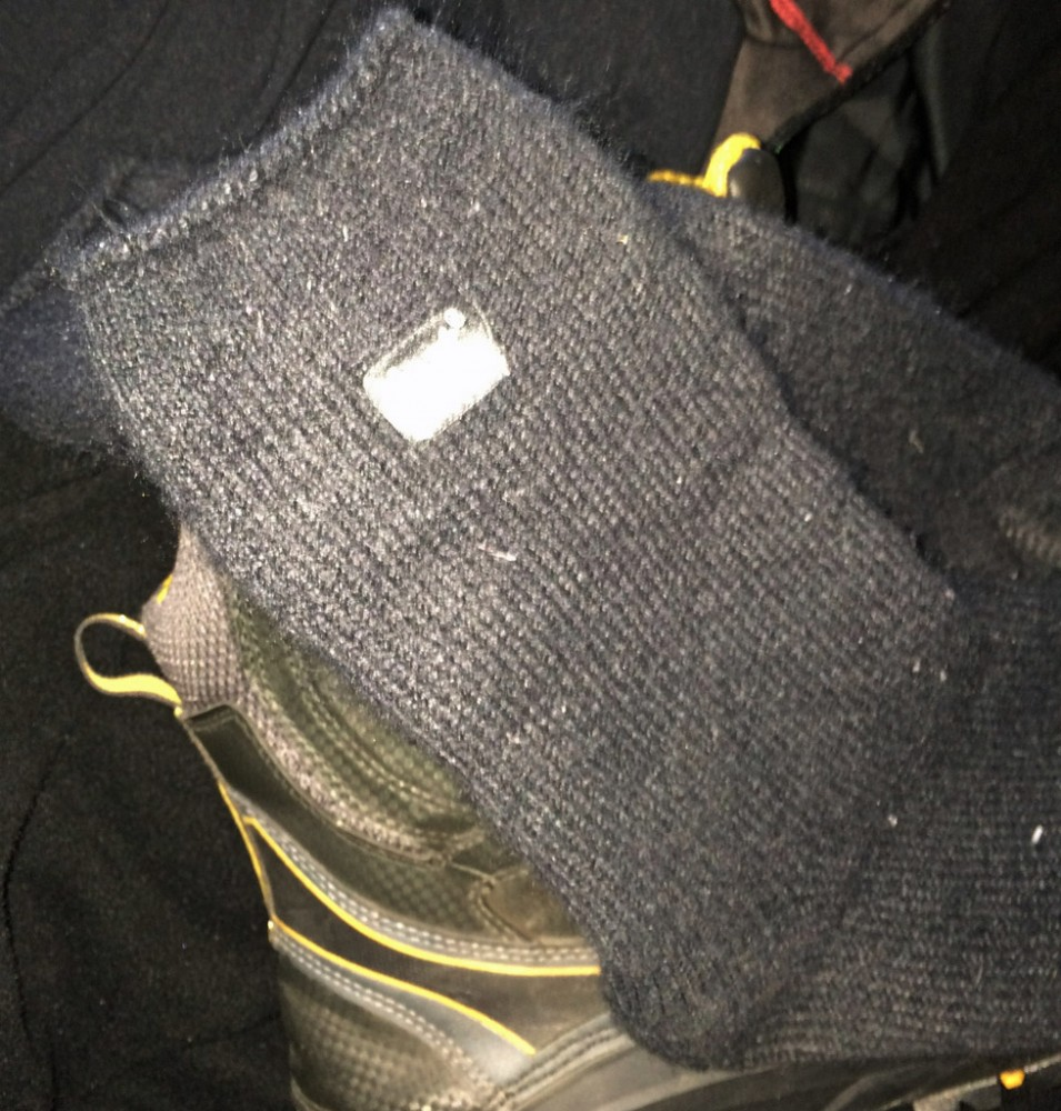 Heat Holder Sock