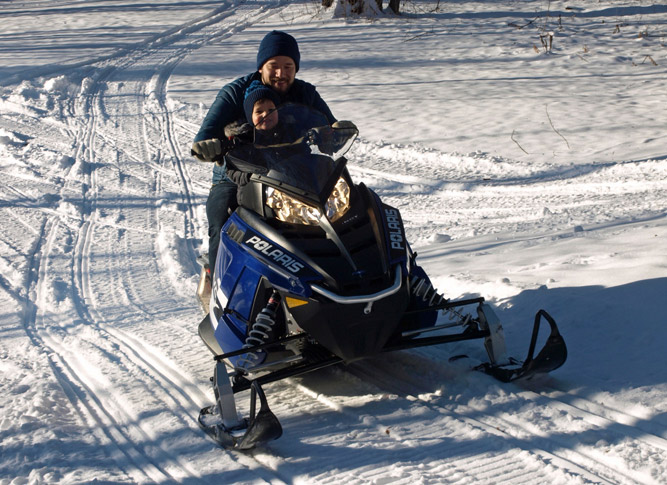 Snowmobile Tradition