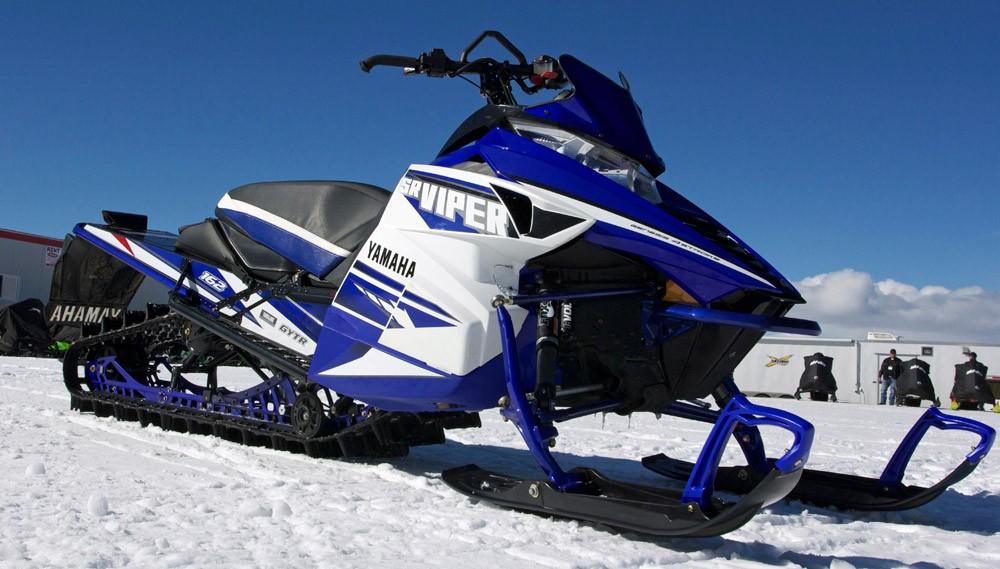 Yamaha Viper Turbo Weight
