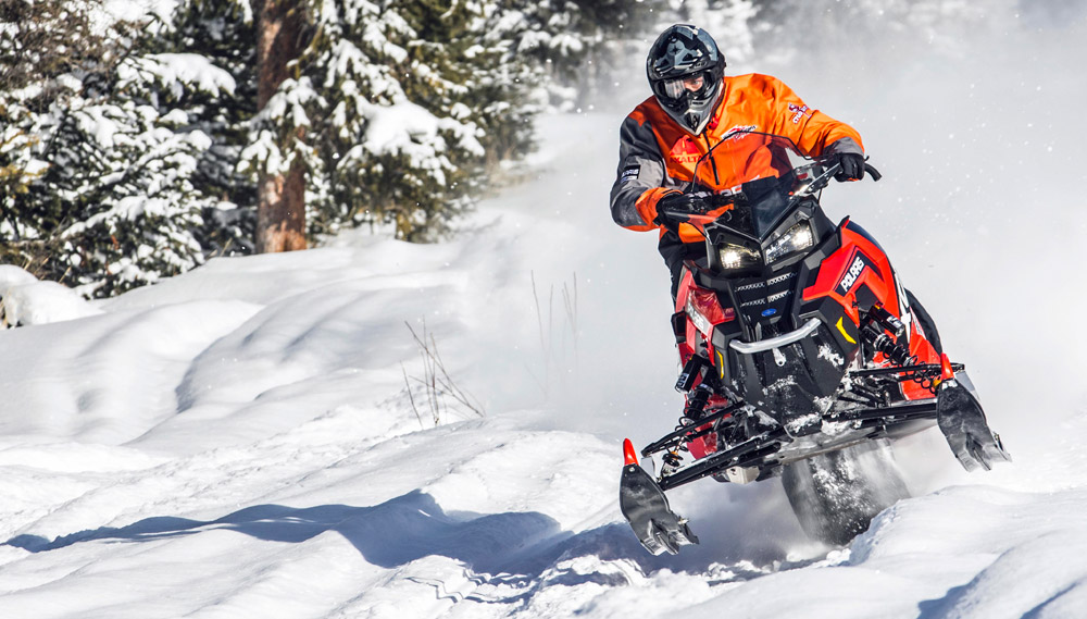 ... XCR performance sleds and AXYS powder models highlight Polaris 2017