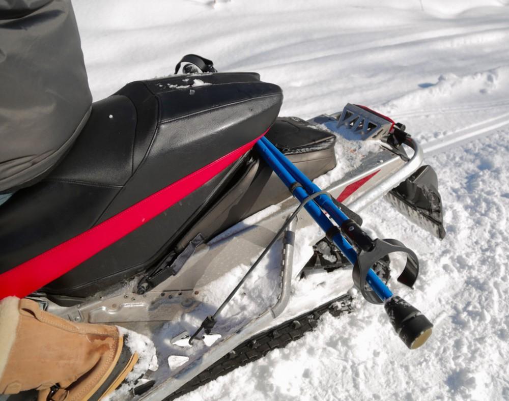 Yamaha Viper Crutches