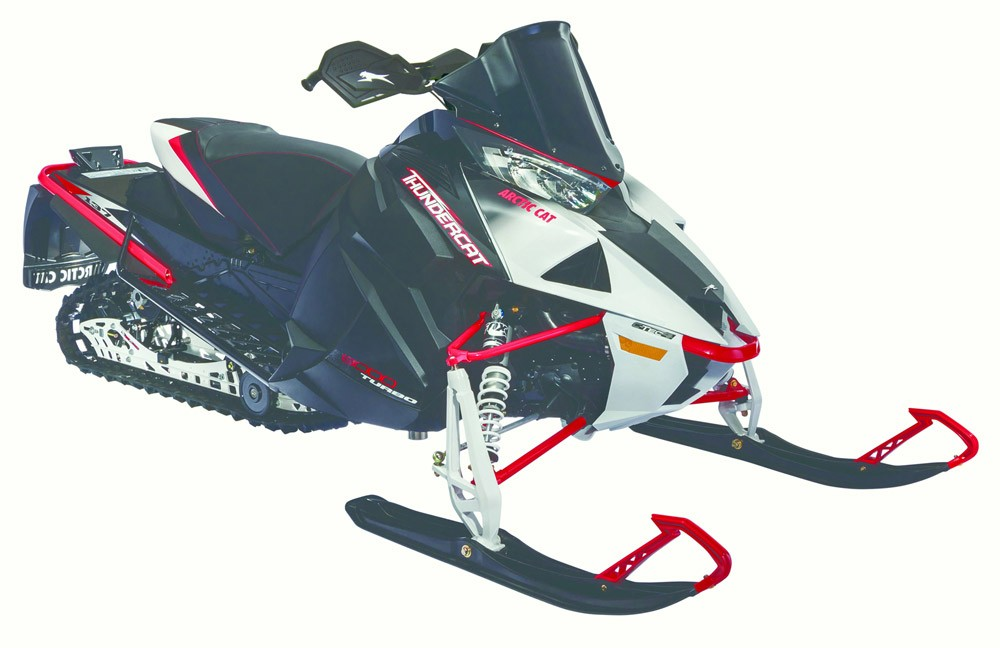 2017 Arctic Cat Thundercat Studio
