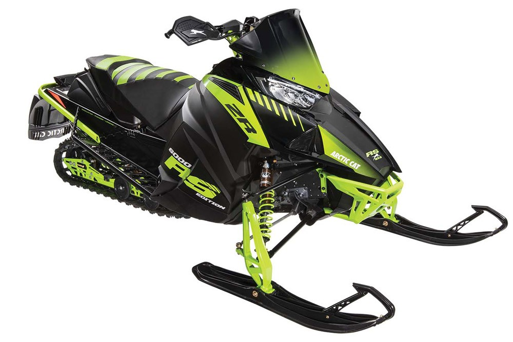 2017 Arctic Cat ZR 6000 RS