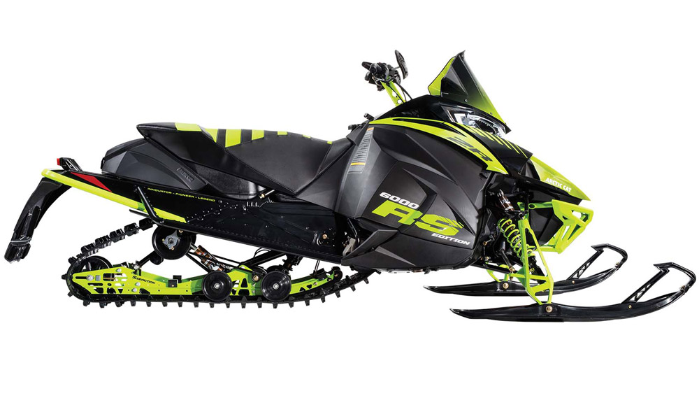 Arctic Cat  Limited Reviews