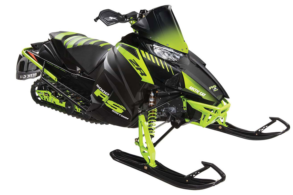 Arctic Cat Releases RS Edition ZR 6000 - Snowmobile.com