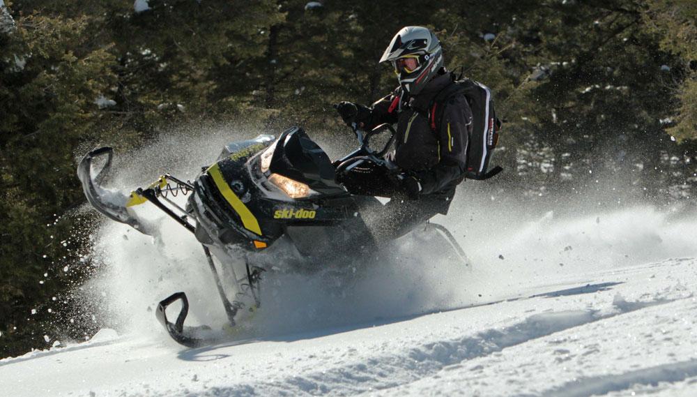 2017 Ski Doo Rev Summit X 850 Review Video Snowmobile Com