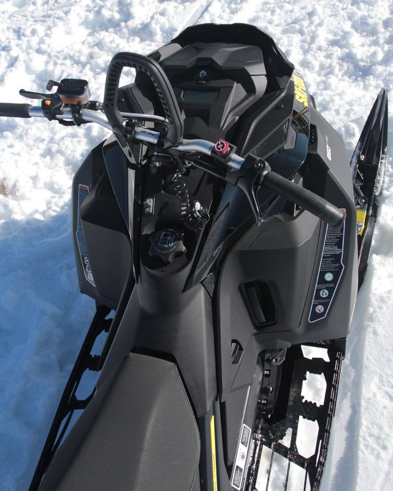 Ski whiz snowmobiles for sale - 2017 Ski Doo Rev Summit X 850 Runningboards