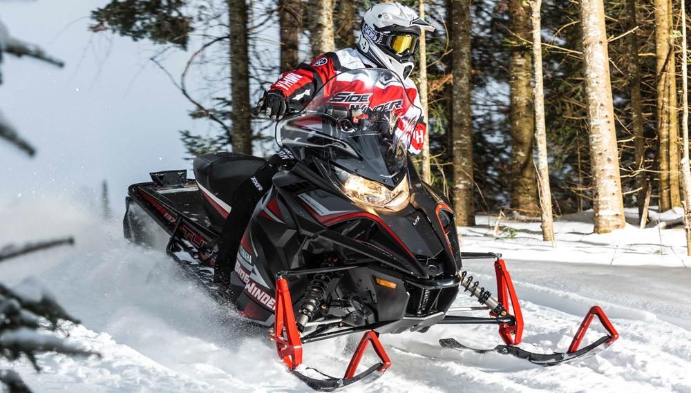 2017 Yamaha Sidewinder LTX DX