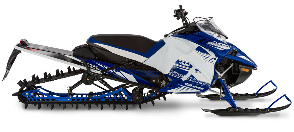 Yamaha snowmobiles offer big power in 2017 for 2017 yamaha yxz1000r turbo
