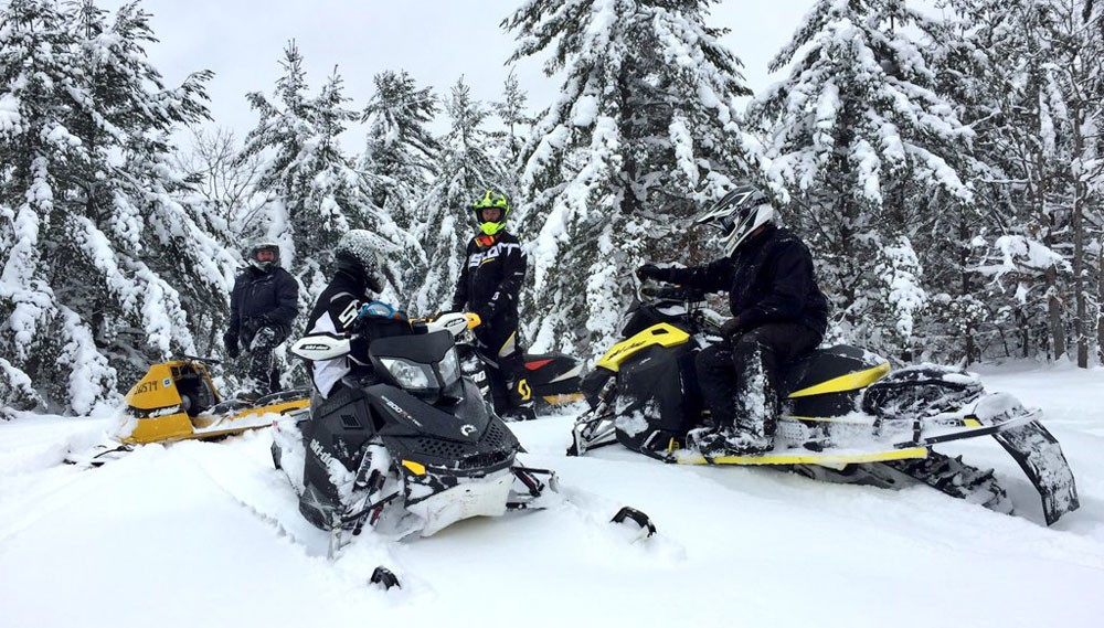 Backcountry Riding Ontario