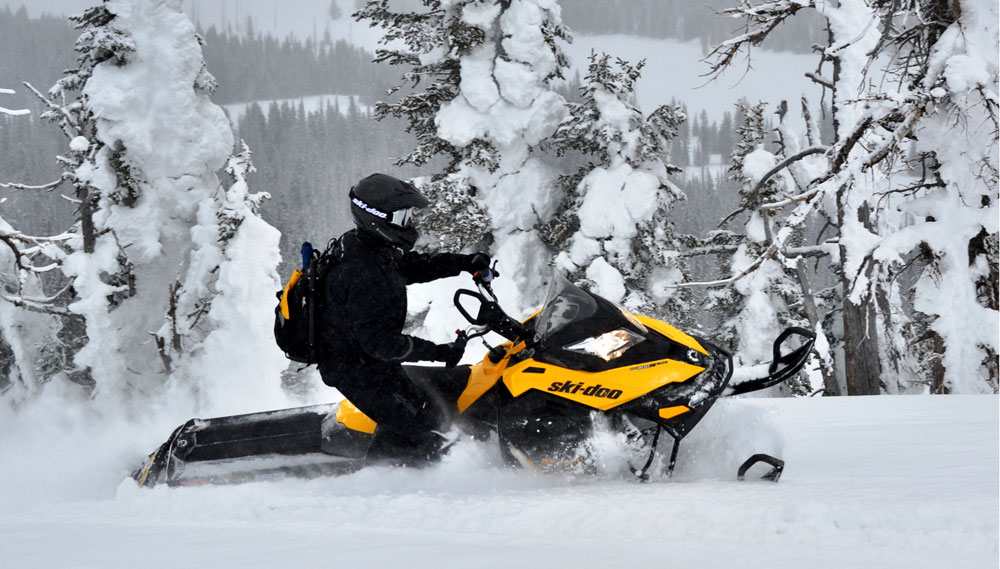 10 Amazing Places For Off Trail Riding Snowmobile Com