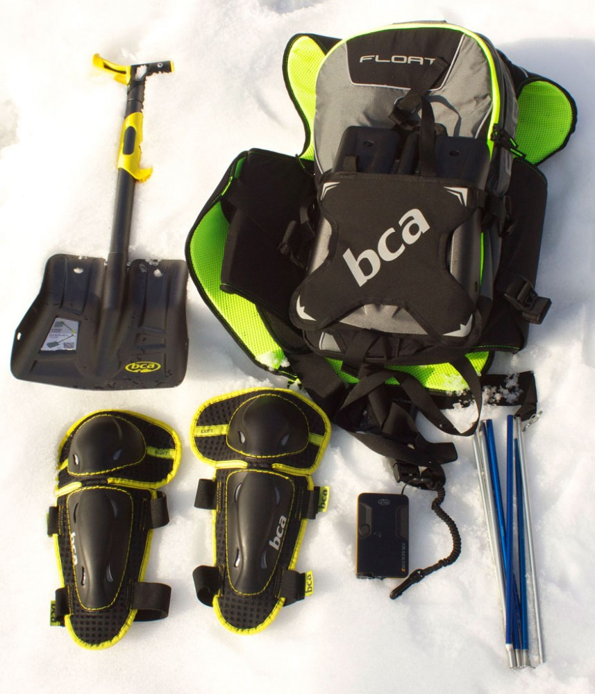 Prepared Backcountry Rider Gear
