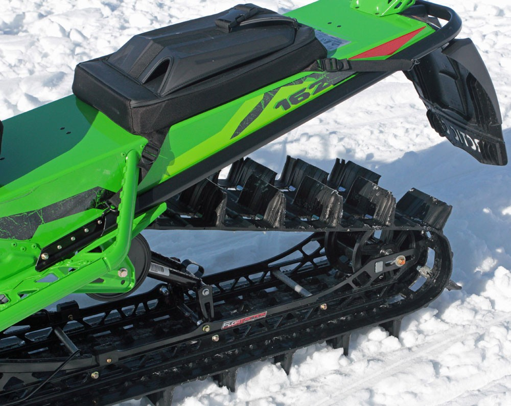 2017 Arctic Cat M 8000 Mountain Cat Track