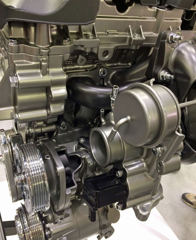 Buick Turbo Throttle Body
