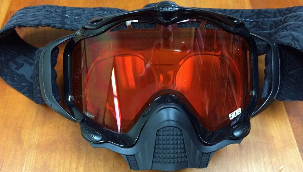 RX Goggles Final Fit