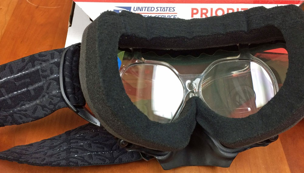 RX Goggles Installed