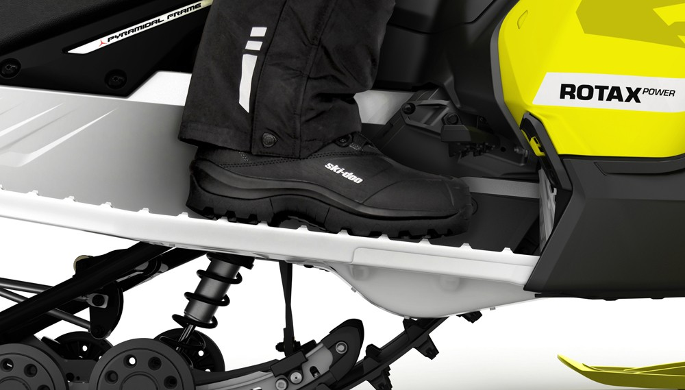 Ski-Doo Lateral Footplate Accessory