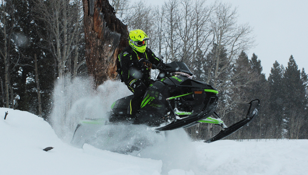 Arctic Cat Xf  High Country