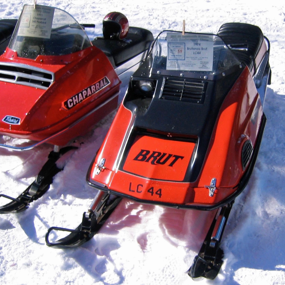 Ski whiz snowmobiles for sale - Chaparral And Brut