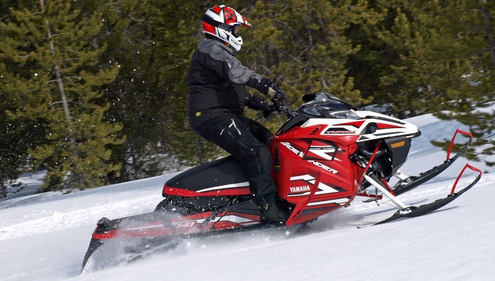 Yamaha Sidewinder Turbo