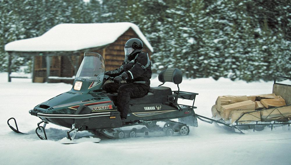 Yamaha Vk 540 | Buy a New or Used ATV or ... - Kijiji