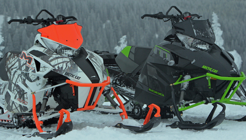 Best Arctic Cat Trail Snowmobile