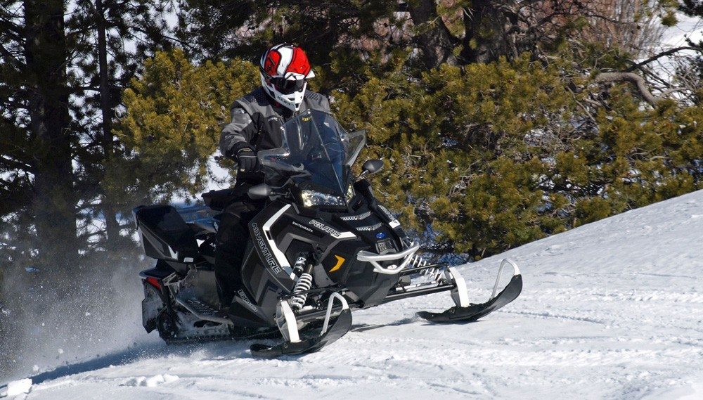 Polaris Switchback Adventure