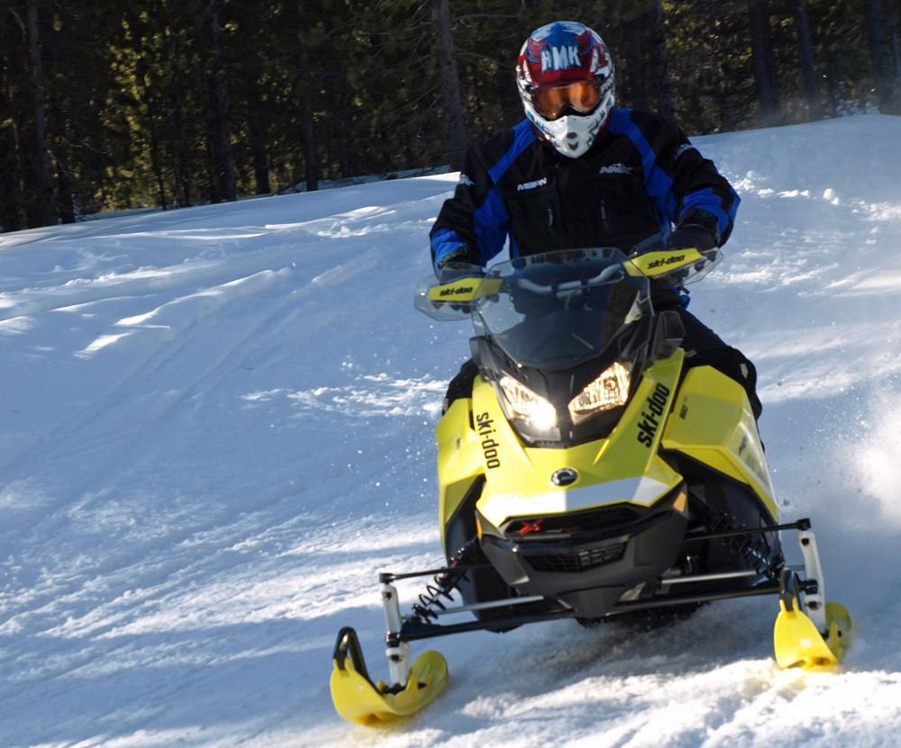 Ski-Doo MXZ X 850 E-TEC