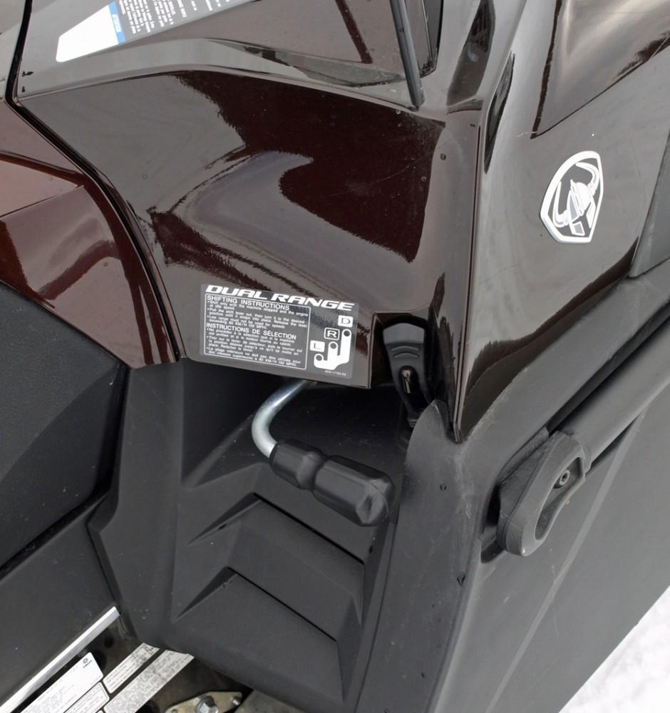Yamaha VK Professional II Dual Range Shift